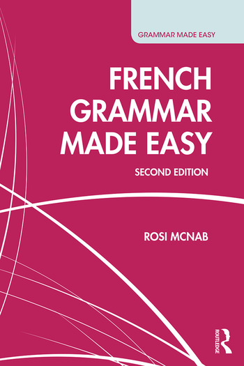 French Grammar Made Easy book cover