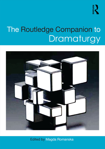 The Routledge Companion to Dramaturgy book cover