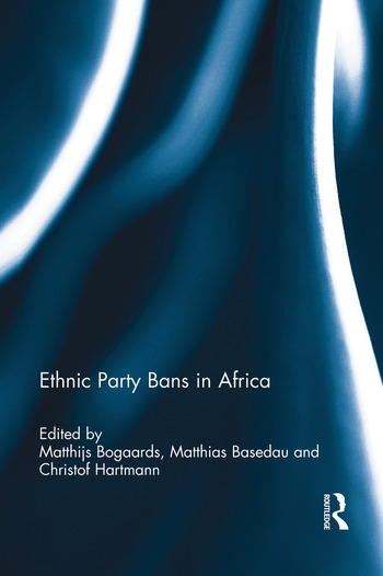 Ethnic Party Bans in Africa book cover