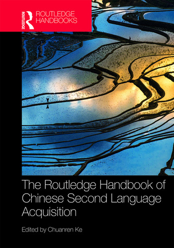 The Routledge Handbook of Chinese Second Language Acquisition book cover