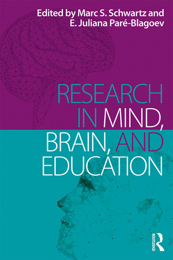 Research in Mind, Brain, and Education book cover