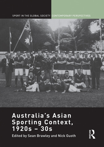 Australia's Asian Sporting Context, 1920s – 30s book cover
