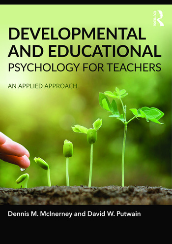 Developmental and Educational Psychology for Teachers An applied approach book cover