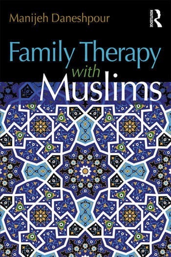 Family Therapy with Muslims book cover