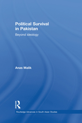 Political Survival in Pakistan Beyond Ideology book cover