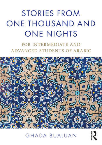 Stories from One Thousand and One Nights For Intermediate and Advanced Students of Arabic book cover