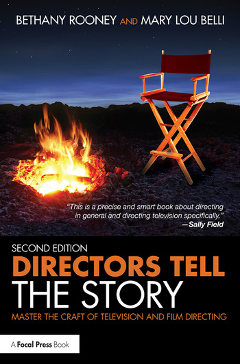 Directors Tell the Story Master the Craft of Television and Film Directing book cover