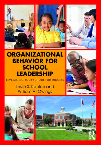 Organizational Behavior for School Leadership Leveraging Your School for Success book cover