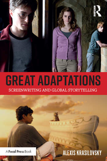 Great Adaptations: Screenwriting and Global Storytelling book cover