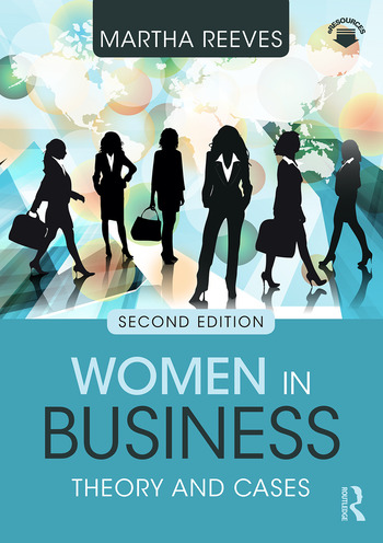 Women in Business Theory and Cases book cover