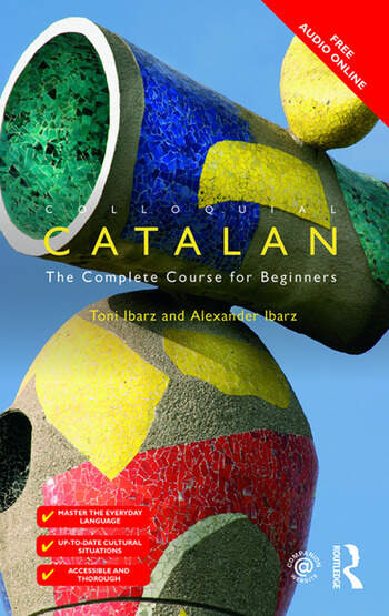 Colloquial Catalan A Complete Course for Beginners book cover