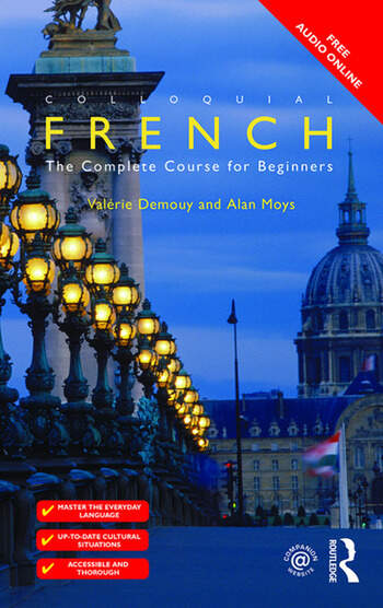 Colloquial French The Complete Course for Beginners book cover