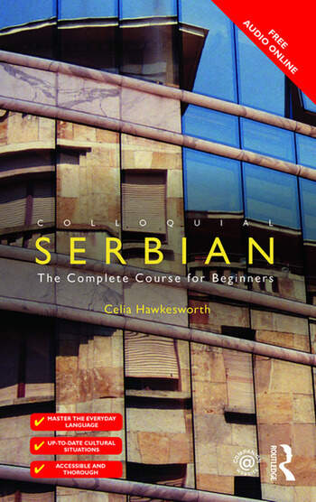 Colloquial Serbian The Complete Course for Beginners book cover