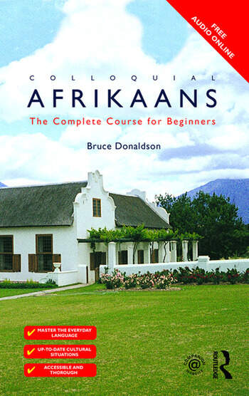 Colloquial Afrikaans The Complete Course for Beginners book cover