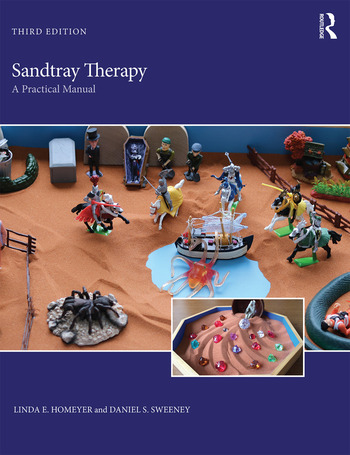 Sandtray Therapy A Practical Manual book cover
