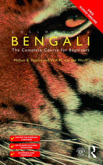 Colloquial Bengali book cover
