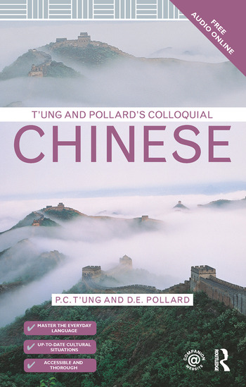 T'ung & Pollard's Colloquial Chinese book cover