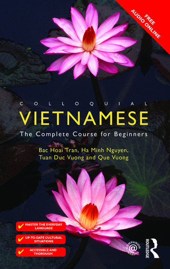 Colloquial Vietnamese The Complete Course for Beginners book cover