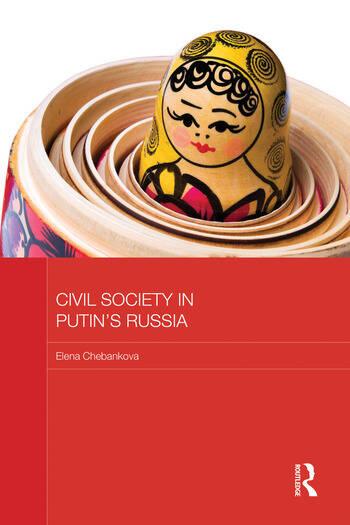 Civil Society in Putin's Russia book cover