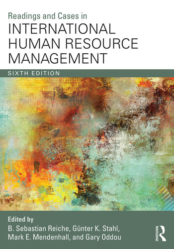 Readings and Cases in International Human Resource Management book cover