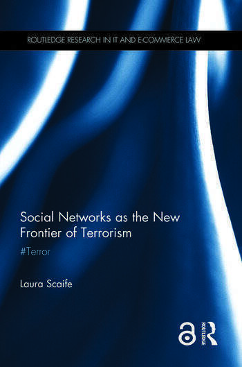 Social Networks as the New Frontier of Terrorism #Terror book cover