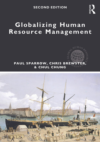 Globalizing Human Resource Management book cover
