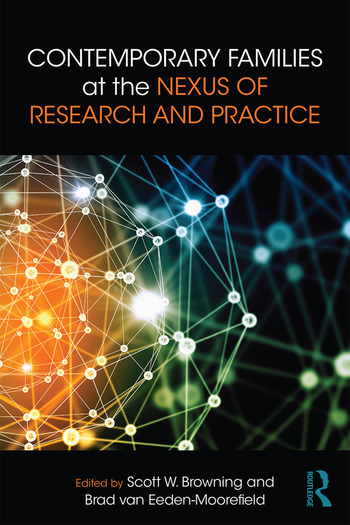 Contemporary Families at the Nexus of Research and Practice book cover