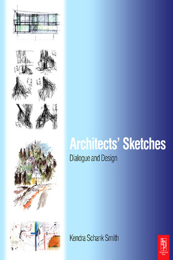 Architects' Sketches book cover