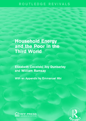 Household Energy and the Poor in the Third World book cover