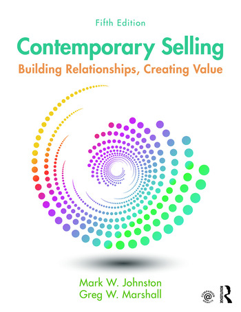 Contemporary Selling Building Relationships, Creating Value book cover