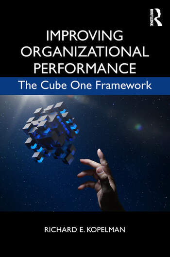 Improving Organizational Performance The Cube One Framework book cover