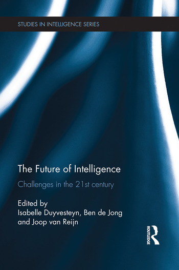 The Future of Intelligence Challenges in the 21st century book cover