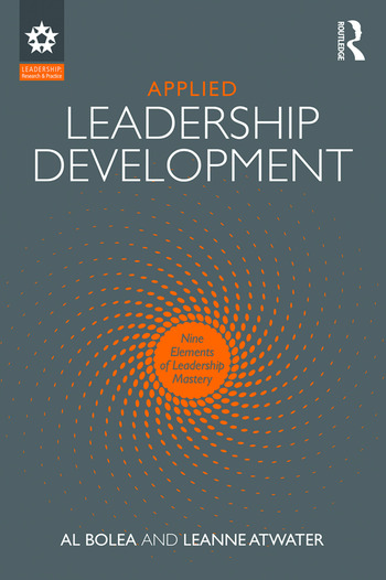 Applied Leadership Development Nine Elements of Leadership Mastery book cover