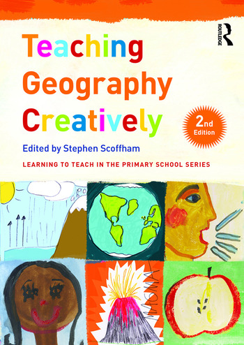 Teaching Geography Creatively book cover
