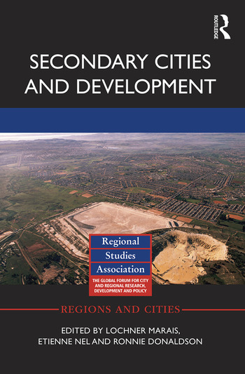 Secondary Cities and Development book cover