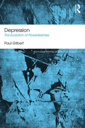 Depression The Evolution of Powerlessness book cover