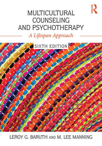Multicultural Counseling and Psychotherapy A Lifespan Approach book cover