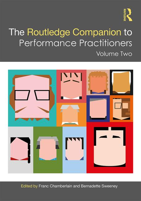 The Routledge Companion to Performance Practitioners Volume Two book cover