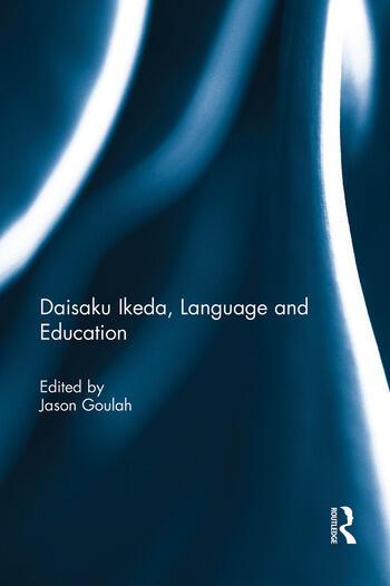Daisaku Ikeda, Language and Education book cover