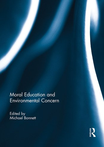 Moral Education and Environmental Concern book cover
