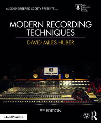 Modern Recording Techniques book cover