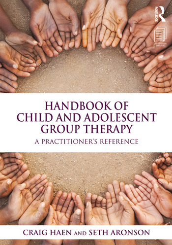 Handbook of Child and Adolescent Group Therapy A Practitioner's Reference book cover
