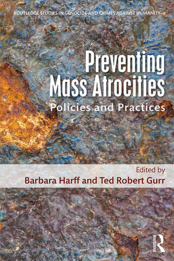 Preventing Mass Atrocities Policies and Practices book cover