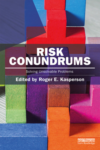 Risk Conundrums Solving Unsolvable Problems book cover