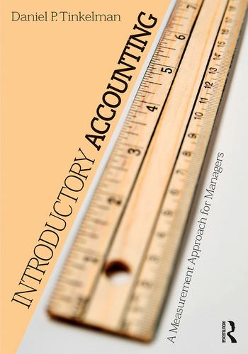 Introductory Accounting A Measurement Approach for Managers book cover