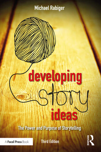 Developing Story Ideas The Power and Purpose of Storytelling book cover