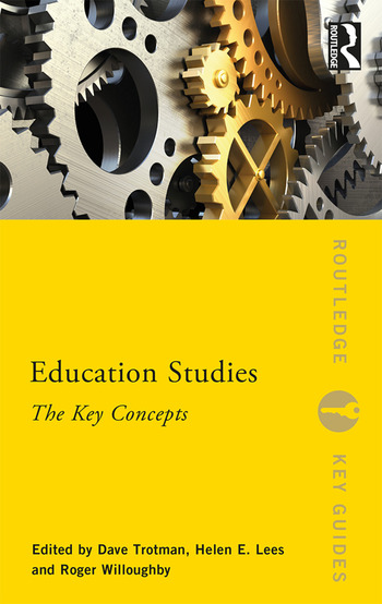 Education Studies The Key Concepts book cover