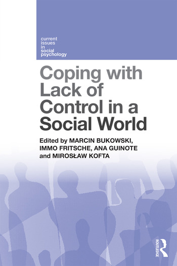Coping with Lack of Control in a Social World book cover