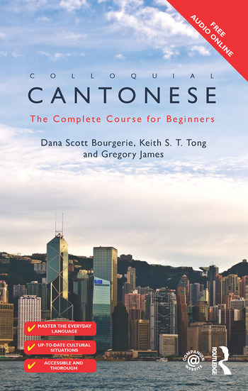 Colloquial Cantonese The Complete Course for Beginners book cover