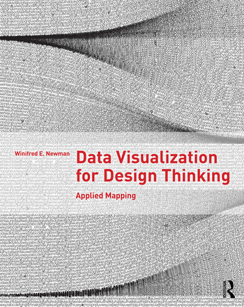 Data Visualization for Design Thinking Applied Mapping book cover